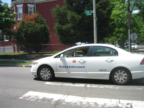 DC Photo Enforcement Vehicle