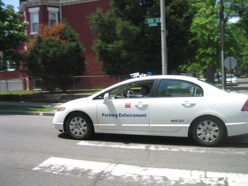 DC Photo Enforcement Vehicle