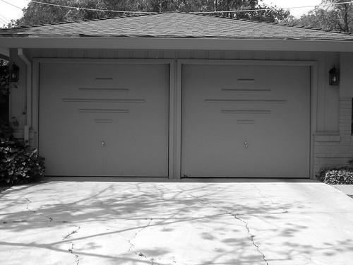 Mid Century Modern Garage Doors flickriver: modern garage doors pool