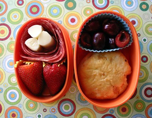 Preschool Bento #177: May 12, 2009