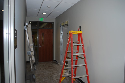 Remodeling the gallery