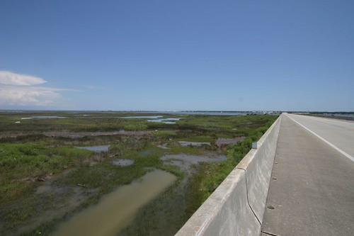 Great cycling along Alabama's Gulf coast...