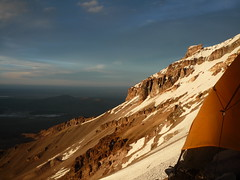 the view from the Tent (twiga269  FEMEN #JeSuisCharlie) Tags: mountain america montagne lumix top bolivia mountaineering summit sur wilderness om montaa montanha ascension alpinisme onthetop sudamerica bolivie alpinism sommet quechua cumbre sajama aymara  topofmountain andinismo fx37 allibert twiga269 alliberttrekking t76t 6542m