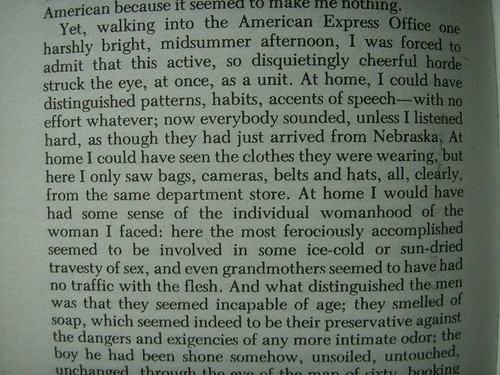 """Giovanni's Room"" by James Baldwin"