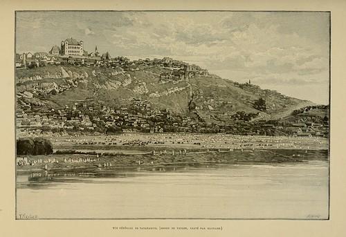 022-Vista general de Tananarive- Madagascar finales siglo XIX