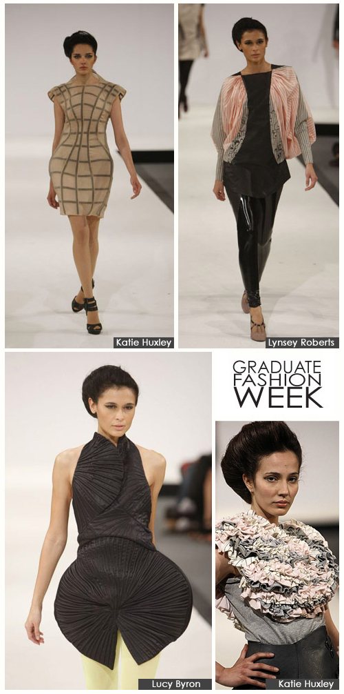 Graduate Fashion Week Highlights