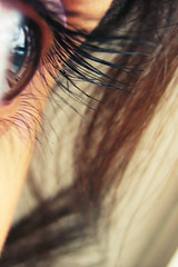 open your eyes (barbara carneiro) Tags: macro eye myself poser ui maquiagem olho rimel clios babileta