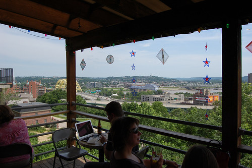 City View Bar in Cincinnati