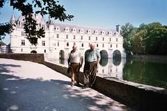 Chteau de Chenonceaux, Indre-et-Loire. (Only Tradition) Tags: bear gay france castle frankreich calvi cords fat bears bald frana chub belly mature valley frankrijk schloss executive loire francia castello c