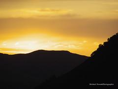 Sunrise sur les Pyrnes... (Michael Peron...Happy new year) Tags: sun mountain france reflection clouds montagne sunrise shadows crete nuages reflets ombres basia lamongie aspin campan goldengarden lamicizia petitjour hautespyrnnes