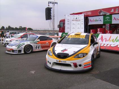 Campeonato de Andalucía de Velocidad - Circuito de Monteblanco