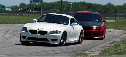 That e46 looks hungry