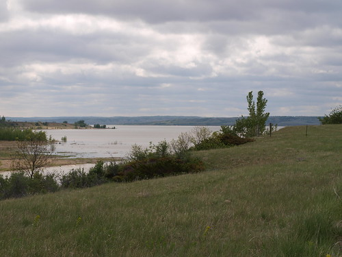 Lunds Landing Lake Sakakawea