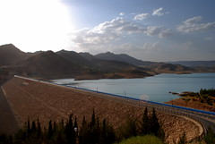 The dam of Duhok (juliella) Tags: kurdistan northerniraq duhok