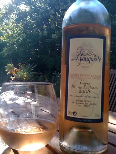 2008 Domaine de la Fouquette Rosee d'Aurore