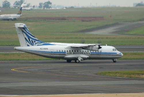 Air Botswana ATR42 A2-ABN