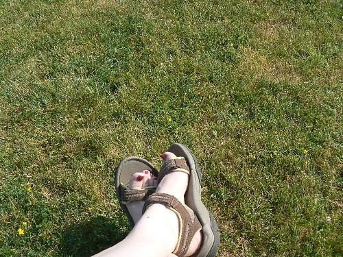 C'est Moi legs and Teva
