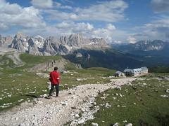 Dolomites - Back to Scherlnhaus - Escursioni all'Alpe di Siusi