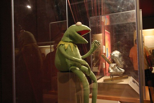 Kermit The Frog...