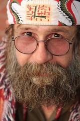 aging hippie