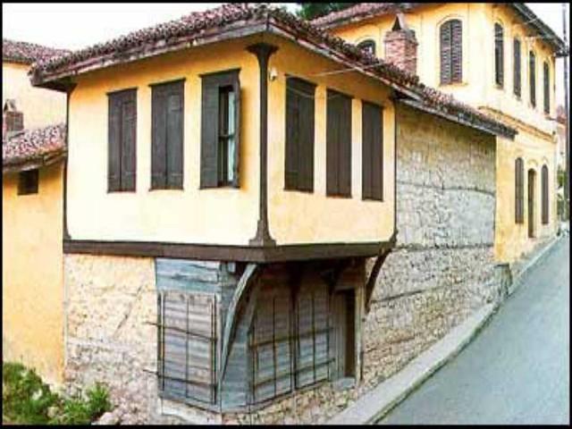 Ανατολική Μακεδονία & Θράκη - Έβρος - Δήμος Σουφλίου Μουσείο Μεταξιού