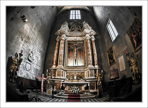 San Michele The mood in this ancient church is different to everything I\