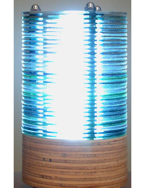 CD lamp