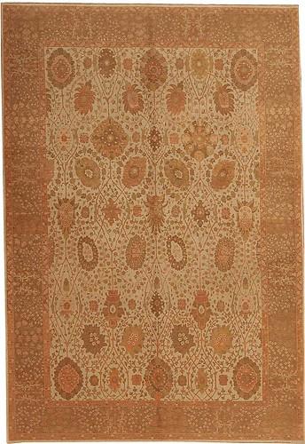 Tabriz Persian Rug # 41241 by Nazmiyal Collection
