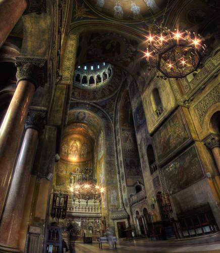 Catedrala Ortodoxa Cluj (Inside)