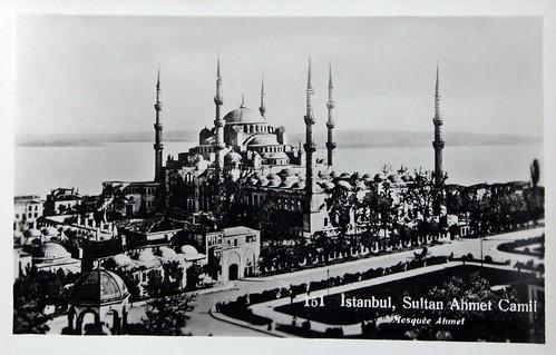 Istanbul, Sultan Ahmet Camii