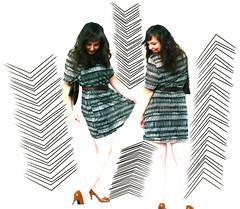 H&M cotton summer dress (Stephanie M. Casey) Tags: athens greece hm summerdress stephaniecasey thosetricks