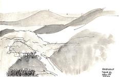 xochicalco 3 (alex nuez alfaro) Tags: roma alex mexico sketch drawings institute kahn dibujos coyoacan salk coloniaroma croquis nuez xochicalco teca nunezalfaro