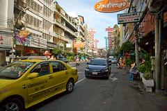 Chintown, Bangkok, Thailand (fmt871) Tags: travel thailand bangkok cannon chintown