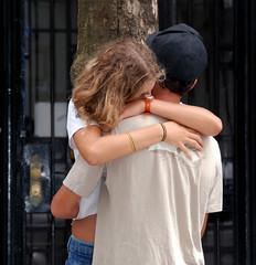 amor (jcfilizola) Tags: love hug amor copacabana abrao