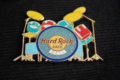 HRC Bali pin