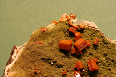 Wulfenite (phekda5000) Tags: washingtondc smithsonian dc washington museumofnaturalhistory