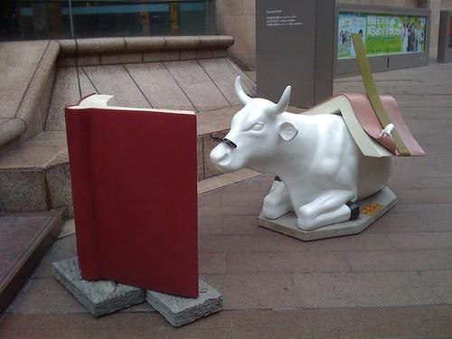 牛牛愛看書