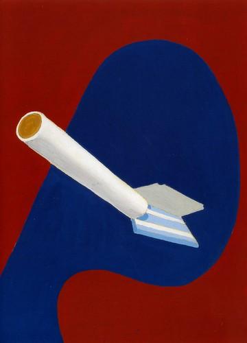 Villemot 1952 papier à cigarettes, maquettes by nelson ebelt.