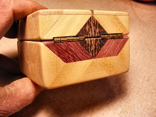 Making a Tiny Sq Box #39