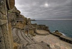 The Minack Theatre (_ justintheframe_) Tags: cornwall theatre porthcurno minack tonemapped justintheframe