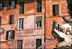 Roma, fachadas (B.Seara) Tags: world travel viaje roma editorial viaxe reportaje seara brais braisseara