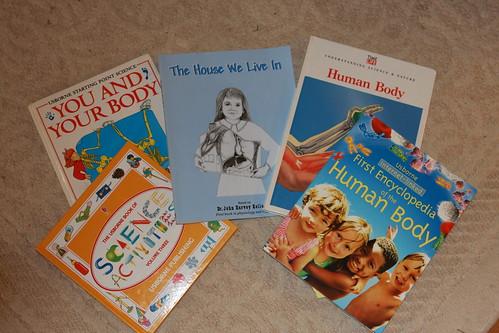 Human Body and Health Books