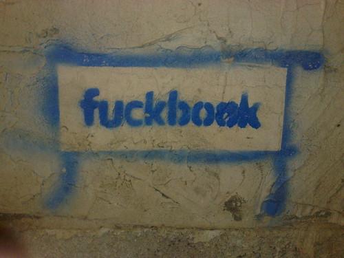 Facebook Wall - Tel Aviv Graffiti