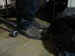 feet (ollesvensson) Tags: feet foot desk gyro