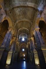Magnificat (SBA73) Tags: old church abbey architecture arquitectura ancient raw order columns iglesia kirche sigma arches catalonia monastery per