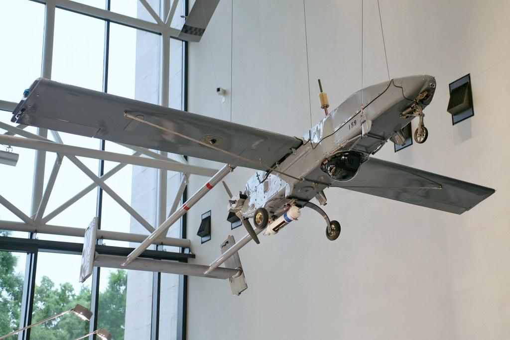 Pioneer UAV RQ-2A
