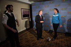 Attorney General John Suthers and Misty May Treanor (century council) Tags: usa john dc washington general may listen beach scenes john council professional century general behind misty may athlete volleyball suthers attorney ask learn treanor volleyball attorneys