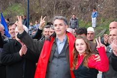 DSC_2938 (RufiOsmani) Tags: macedonia change albanian elections 2009 kombi osmani gostivar rufi shqip flamuri maqedoni gjuha rufiosmani zgjedhje ndryshime politike