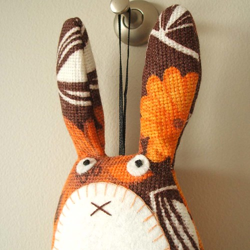 lavender rabbit