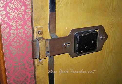 Vault Door Lock